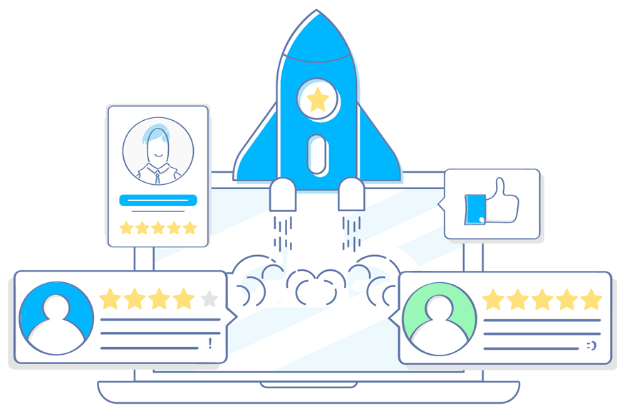 Activate Reviews to Increase Sales - Online Reputation Management Made Easy