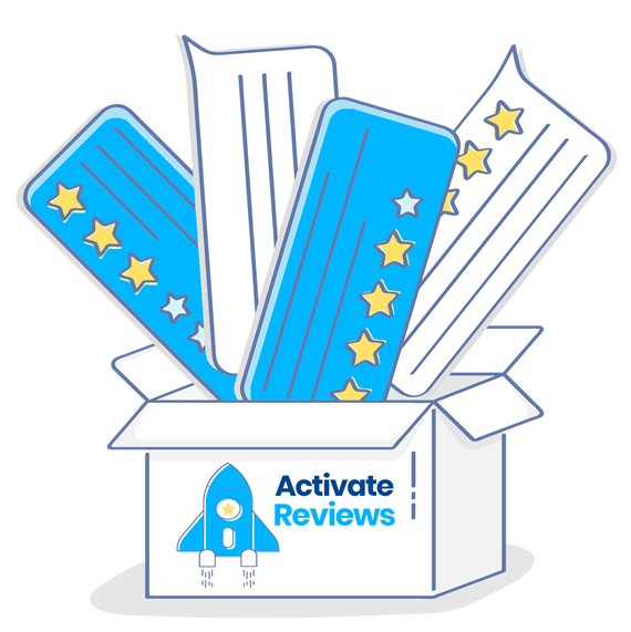 Activate Reviews - Online Reputation Management Made Easy